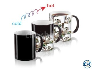SUPER COLOR CHANGING MAGIC MUG