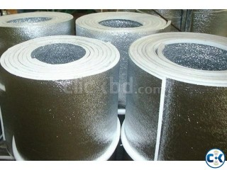 Insulation - PE Foam Glass Wol Air Bubble Rubber.