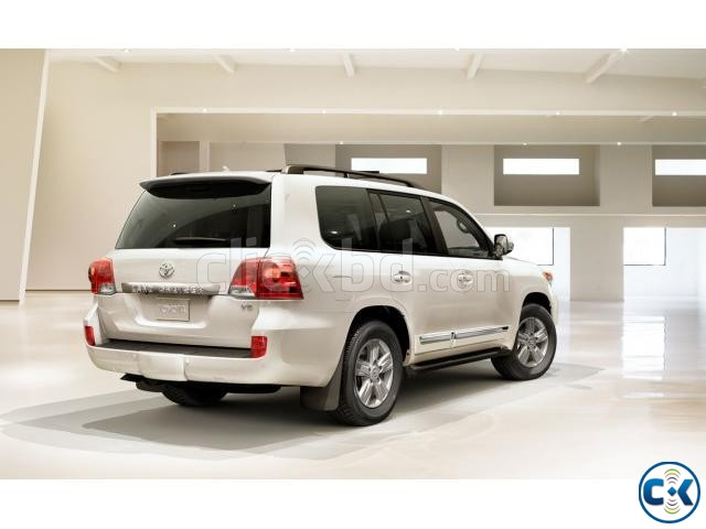 Land Cruiser V8 2014 | ClickBD large image 1