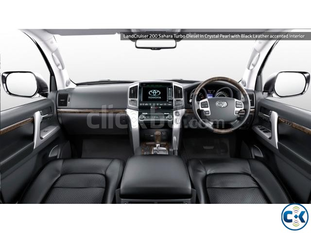 Land Cruiser V8 2014 | ClickBD large image 2