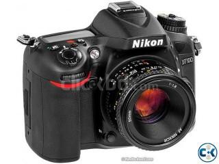 Nikon DSLR 7100D with 3 Lenses
