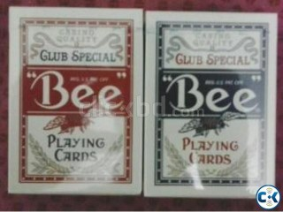 Bee Club Special Casino Playing Cards