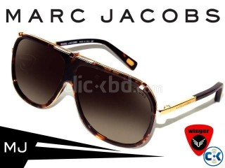 Marc Jacobs Retro Aviator Sunglasses 1