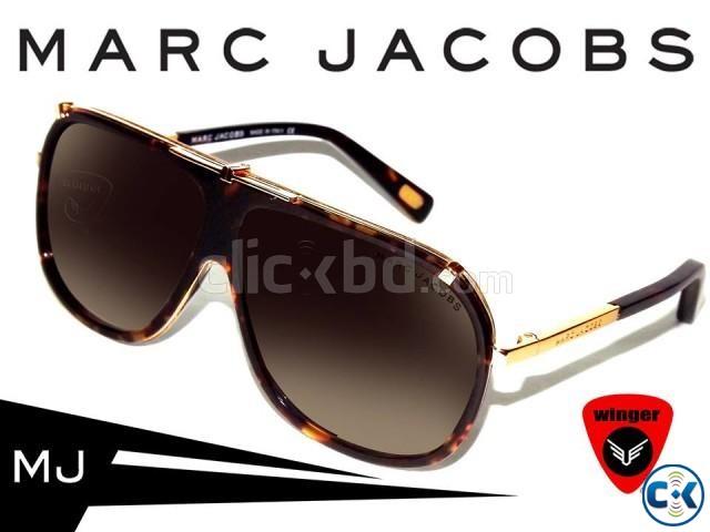 Marc Jacobs Retro Aviator Sunglasses 1 | ClickBD large image 0
