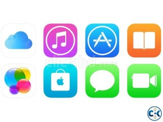 Apple ID for lifetime use All iPhone iPad