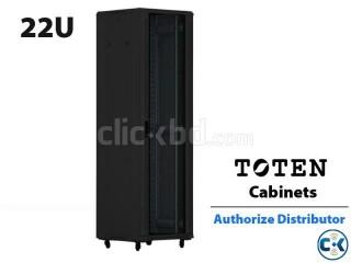 Network Server Rack- 22U TOTEN