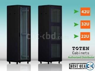 TOTEN Network Server Rack Cabinet - 32U