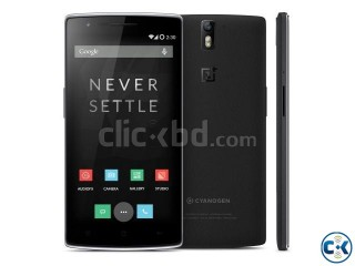 One Plus One 64GB 3GB RAM 4G LTE 2014 Flagship Killer