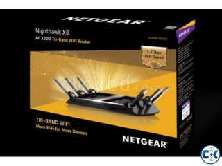 NETGEAR AC 3200 WIRELESS ROUTER