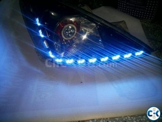 HEAD AND REAR LIGHTS MODIFICATION BY RELOAD AUTOS