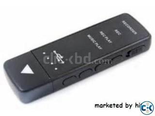 8GB Digital Mini Audio Voice Recorder HITECH BANGLADESH