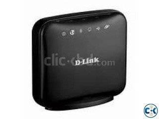 D-LINK 3G BROADBAND ROUTER DWR-111