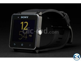 SONY SMARTWATCH 2 fully new boxed cash memo
