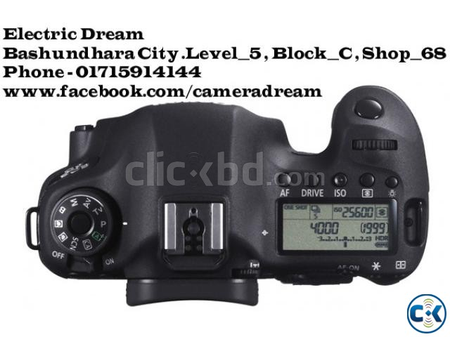 Canon EOS 6D Body | ClickBD large image 0