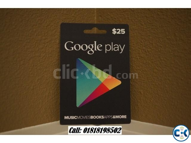 play store android card