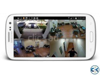 Live CCTV Sony On Network Pack 13