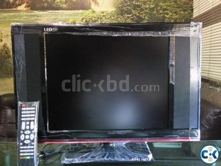 New 18 LED TV Everco 1 Year Replace Fully Crystal LED Low