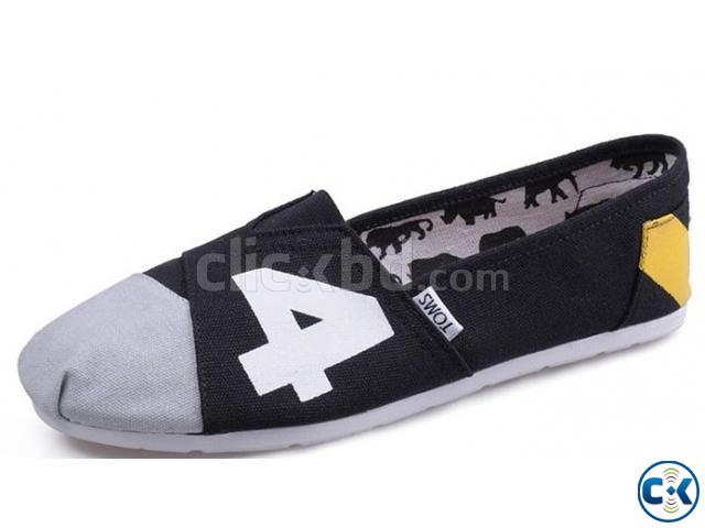 Toms Fashionable Converse | ClickBD large image 1