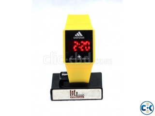 Adidas Touch LED Watch SH21659