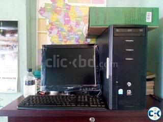 Full Set Computer Set Only For 7800tk
