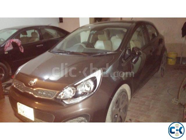 KIA RIO Hatchback | ClickBD large image 0