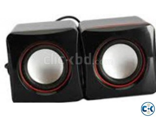USB MINI SPEAKER 2Pcs BOX