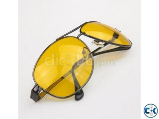 Night Vision Driving Glasses With Black Box