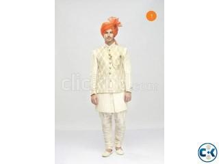 Indo-Western Sherwani For Men