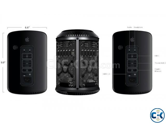 Apple Mac pro Built for creativity | ClickBD large image 1