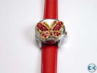BUTTERFLY LADIES WATCH