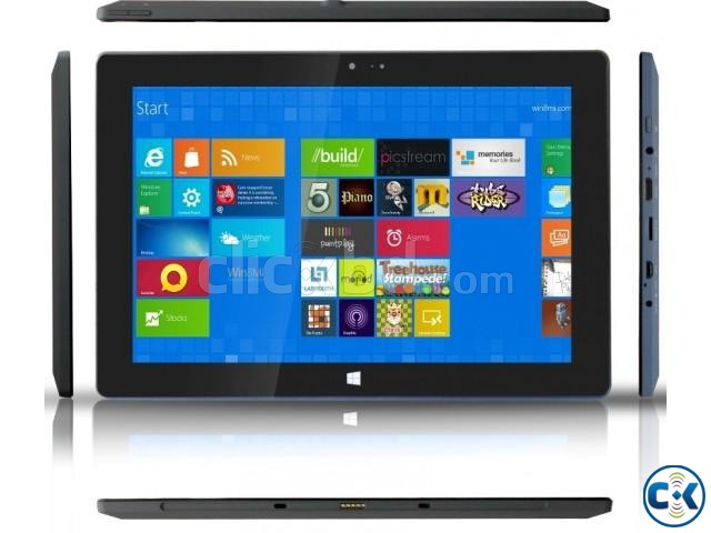 Liquid Windows Laptop Tab Combo | ClickBD large image 1