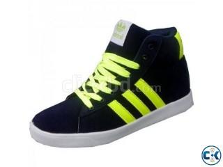 Black Color Adidas Simi Converse