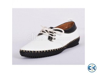 Awesome White Color Men s Fashion Loafer