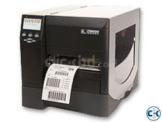 Barcode Printer Zebra ZM-600