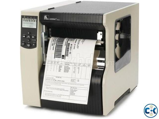 Barcode Printer Zebra 220Xi4 | ClickBD large image 0