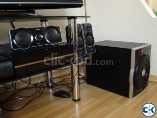 F D F6000 5.1 home theatre system for sale