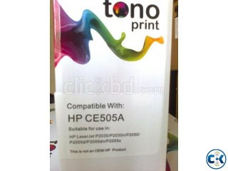 Compatible toner Tono- CE-505A
