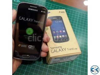 Samsung Galaxy duos GT-S7392 with box