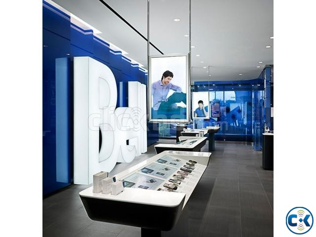 Mobile Phone Shop Interior Design | ClickBD