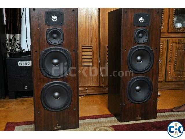 Ditton 4 Way Speaker System England Made Clickbd