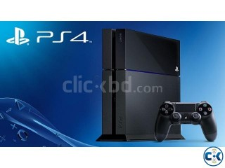 2 month used PS4 with NFS Rivals FIFA 14 only 35 000 Tk.