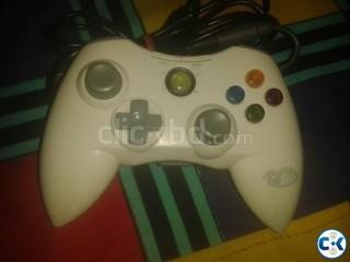 Mad Catz XBOX 360 Controller White
