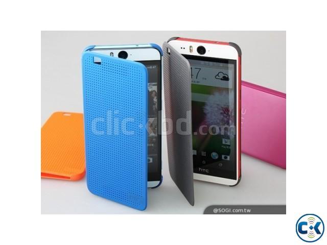 pretty nice 1e8a4 57e63 HTC Desire Eye Dot View Case   ClickBD