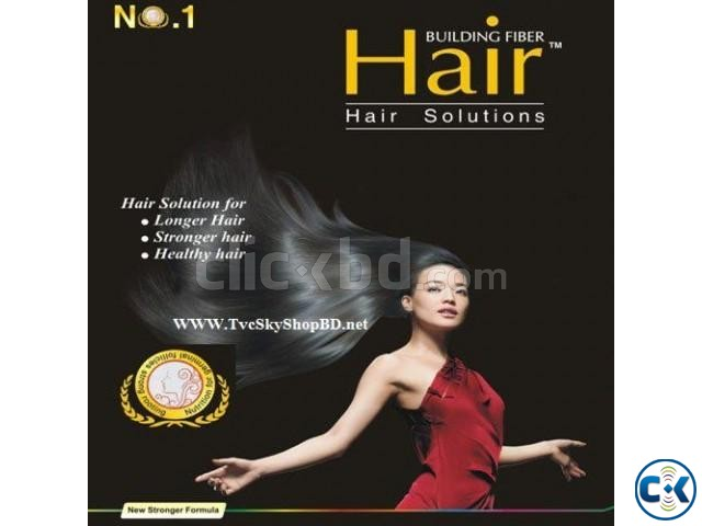 Hair Building Fiber | ClickBD large image 0