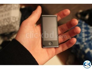 iPod Nano 7th Generation Black