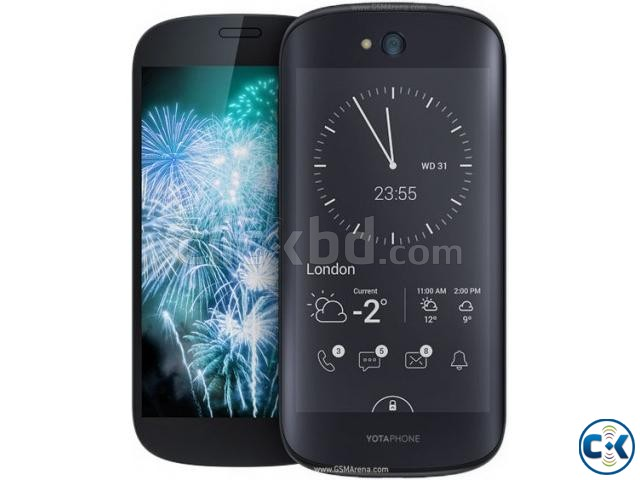 Yotaphone 2 Dual Screen E-ink | ClickBD large image 0