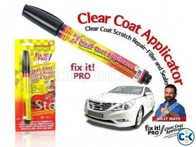 how to know which clear coat to use