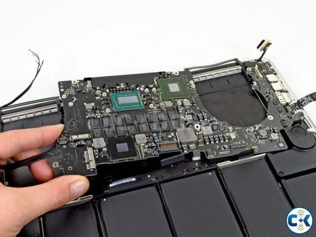 Apple MacBook Pro Logic Board Repair Replacement | ClickBD large image 2