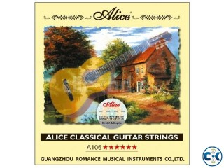 Classical Guitar String