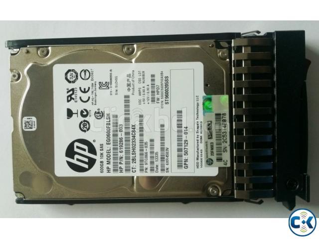 HP 600GB 6G SAS 10K rpm SFF 2.5-inch Dual Port | ClickBD large image 0